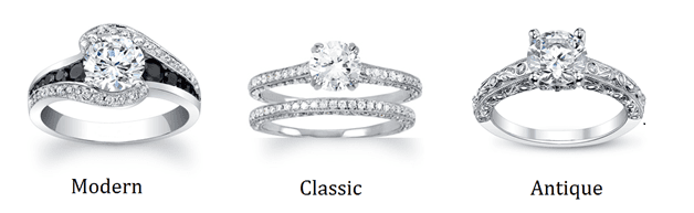 Diamond Ring Styles
