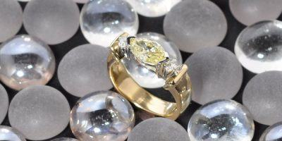 Jack Miller Marquise Ring