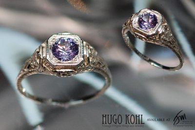Hugo Kohl Vintage Ring