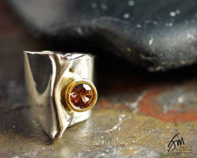 Jack Miller Zircon Ring